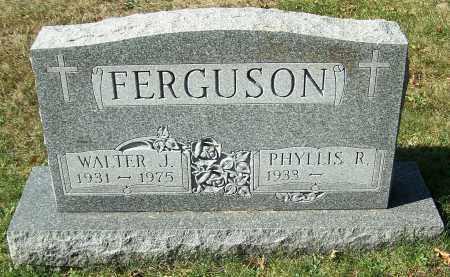 FERGUSON, WALTER J. - Stark County, Ohio   WALTER J. FERGUSON - Ohio Gravestone Photos