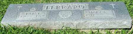 FERRARO, MARY L. - Stark County, Ohio   MARY L. FERRARO - Ohio Gravestone Photos