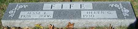 FIFE, JESSE L. - Stark County, Ohio | JESSE L. FIFE - Ohio Gravestone Photos