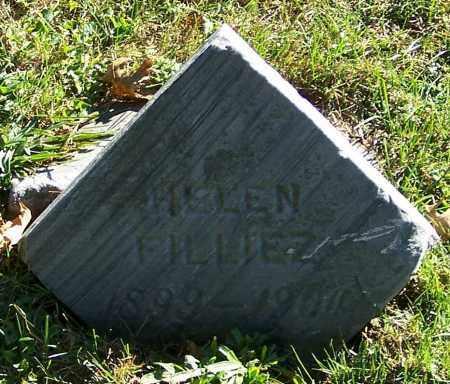 FILLIEZ, HELEN - Stark County, Ohio | HELEN FILLIEZ - Ohio Gravestone Photos