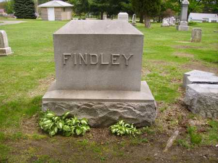 FINDLEY FAMILY, MONUMNET - Stark County, Ohio | MONUMNET FINDLEY FAMILY - Ohio Gravestone Photos