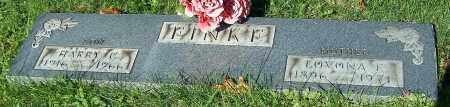 FINKE, LOVONA E. - Stark County, Ohio | LOVONA E. FINKE - Ohio Gravestone Photos