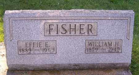 FISHER, EFFIE E. - Stark County, Ohio   EFFIE E. FISHER - Ohio Gravestone Photos