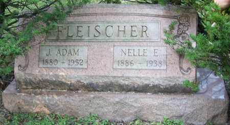 FLEISCHER, J. ADAM - Stark County, Ohio | J. ADAM FLEISCHER - Ohio Gravestone Photos