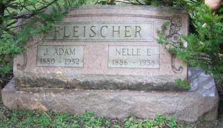 FLEISCHER, NELLE E. - Stark County, Ohio | NELLE E. FLEISCHER - Ohio Gravestone Photos
