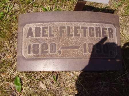 FLETCHER, ABEL - Stark County, Ohio | ABEL FLETCHER - Ohio Gravestone Photos