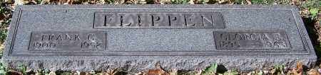 FLIPPEN, GEORGIA E. - Stark County, Ohio   GEORGIA E. FLIPPEN - Ohio Gravestone Photos