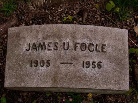 FOGLE, JAMES U. - Stark County, Ohio | JAMES U. FOGLE - Ohio Gravestone Photos