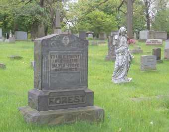 FOREST, FRANK E. - Stark County, Ohio | FRANK E. FOREST - Ohio Gravestone Photos