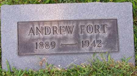 FORT, ANDREW - Stark County, Ohio | ANDREW FORT - Ohio Gravestone Photos