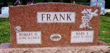 FRANK, ROBERT H. - Stark County, Ohio | ROBERT H. FRANK - Ohio Gravestone Photos