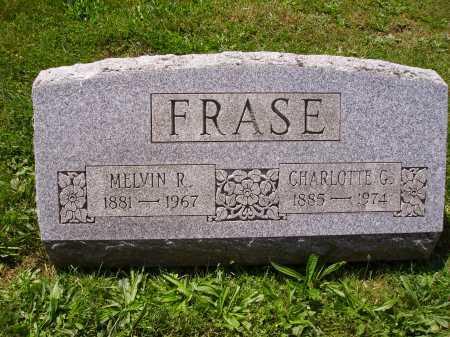 FRASE, MELVIN R. - Stark County, Ohio | MELVIN R. FRASE - Ohio Gravestone Photos