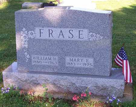 FRASE, WILLIAM H. - Stark County, Ohio | WILLIAM H. FRASE - Ohio Gravestone Photos