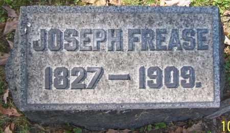 FREASE, JOSEPH - Stark County, Ohio   JOSEPH FREASE - Ohio Gravestone Photos