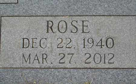 ROSE FREELAND, MARDELL - Stark County, Ohio | MARDELL ROSE FREELAND - Ohio Gravestone Photos