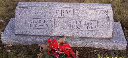 FRY, LILLIAN - Stark County, Ohio | LILLIAN FRY - Ohio Gravestone Photos
