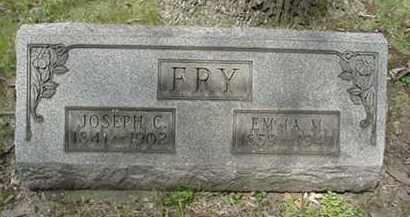 FRY, JOSEPH C. - Stark County, Ohio | JOSEPH C. FRY - Ohio Gravestone Photos