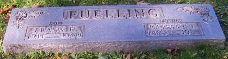 FUELLING, FRANK H. - Stark County, Ohio | FRANK H. FUELLING - Ohio Gravestone Photos