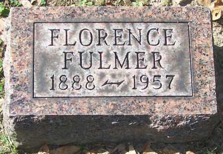 FULMER, FLORENCE - Stark County, Ohio | FLORENCE FULMER - Ohio Gravestone Photos