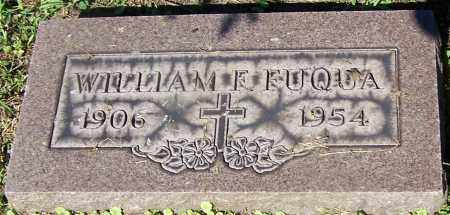 FUQUA, WILLIAM F. - Stark County, Ohio | WILLIAM F. FUQUA - Ohio Gravestone Photos