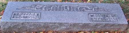 GAILIDG, MARY E. - Stark County, Ohio | MARY E. GAILIDG - Ohio Gravestone Photos