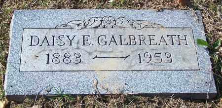 GALBREATH, DAISY E. - Stark County, Ohio   DAISY E. GALBREATH - Ohio Gravestone Photos