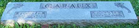 GARAUX, PERCY H. - Stark County, Ohio   PERCY H. GARAUX - Ohio Gravestone Photos