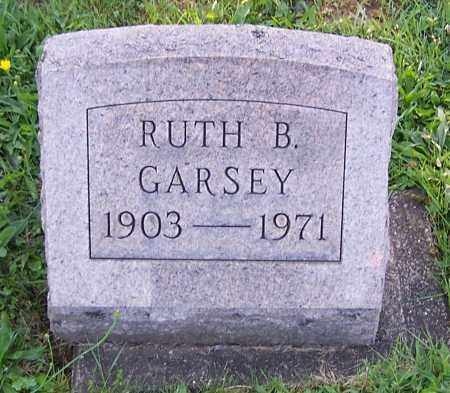 GARSEY, RUTH B. - Stark County, Ohio | RUTH B. GARSEY - Ohio Gravestone Photos