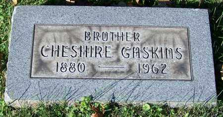 GASKINS, CHESHIRE - Stark County, Ohio | CHESHIRE GASKINS - Ohio Gravestone Photos