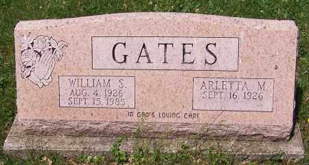 GATES, ARLETTA M. - Stark County, Ohio | ARLETTA M. GATES - Ohio Gravestone Photos