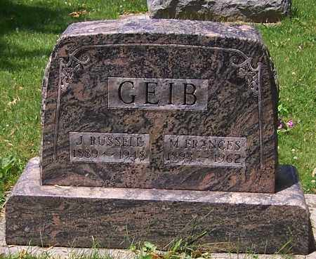 , M.FRANCES - Stark County, Ohio | M.FRANCES  - Ohio Gravestone Photos