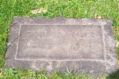GEIS, PHILIP - Stark County, Ohio | PHILIP GEIS - Ohio Gravestone Photos