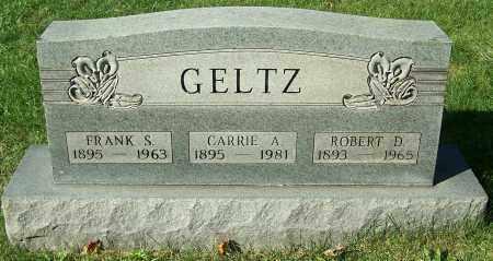 GELTZ, CARRIE A. - Stark County, Ohio | CARRIE A. GELTZ - Ohio Gravestone Photos