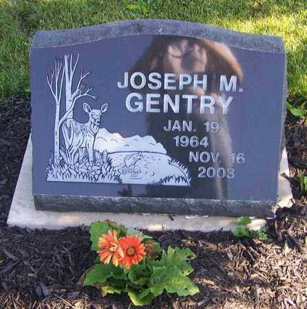 GENTRY, JOSEPH M. - Stark County, Ohio | JOSEPH M. GENTRY - Ohio Gravestone Photos