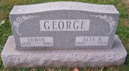 GEORGE, EDWIN - Stark County, Ohio | EDWIN GEORGE - Ohio Gravestone Photos