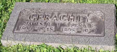GERACHTY, VERNA E. - Stark County, Ohio | VERNA E. GERACHTY - Ohio Gravestone Photos