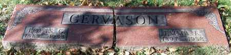GERVASON, LOUIS G. - Stark County, Ohio | LOUIS G. GERVASON - Ohio Gravestone Photos