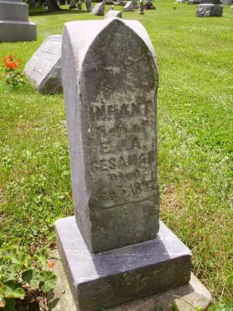 GESAMAN, INFANT SON - Stark County, Ohio | INFANT SON GESAMAN - Ohio Gravestone Photos