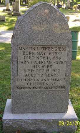 GIBBS, LORENZO A. - Stark County, Ohio | LORENZO A. GIBBS - Ohio Gravestone Photos