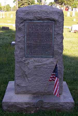 GIBSON, CHARLES HAROLD  (2) - Stark County, Ohio | CHARLES HAROLD  (2) GIBSON - Ohio Gravestone Photos