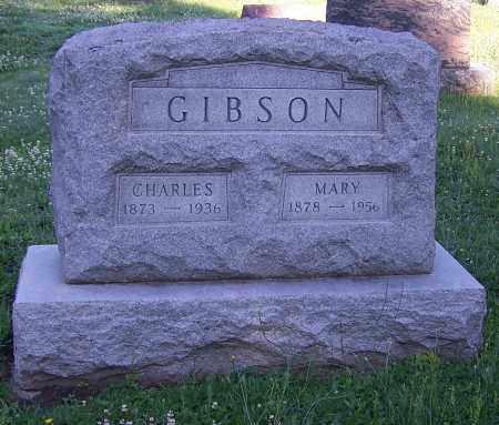 GIBSON, CHARLES - Stark County, Ohio | CHARLES GIBSON - Ohio Gravestone Photos