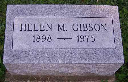 GIBSON, HELEN M. - Stark County, Ohio | HELEN M. GIBSON - Ohio Gravestone Photos