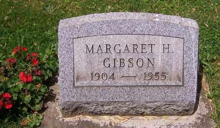 GIBSON, MARGARET H. - Stark County, Ohio | MARGARET H. GIBSON - Ohio Gravestone Photos