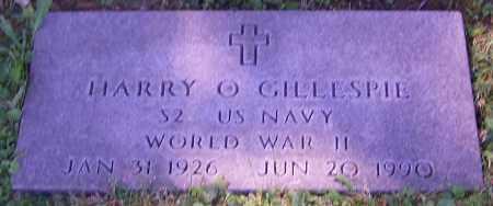 GILLESPIE, HARRY O. - Stark County, Ohio   HARRY O. GILLESPIE - Ohio Gravestone Photos