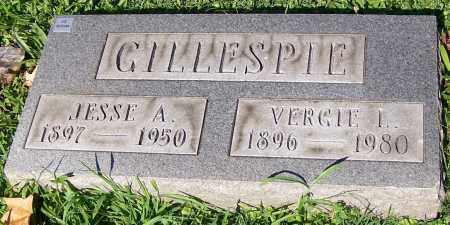GILLESPIE, VERGIE L. - Stark County, Ohio | VERGIE L. GILLESPIE - Ohio Gravestone Photos