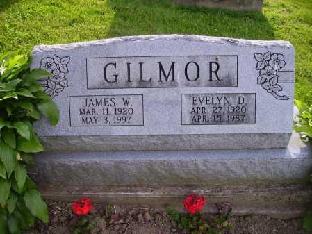 GILMOR, EVELYN D. - Stark County, Ohio   EVELYN D. GILMOR - Ohio Gravestone Photos