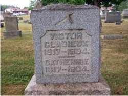 CARILLON GLADIEUX, CATHERINE - Stark County, Ohio   CATHERINE CARILLON GLADIEUX - Ohio Gravestone Photos