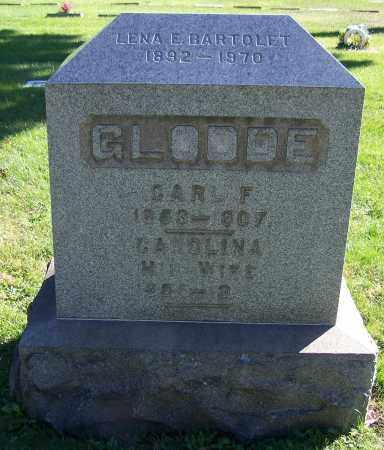 GLODDE, CAEL F. - Stark County, Ohio | CAEL F. GLODDE - Ohio Gravestone Photos