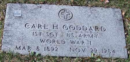 GODDARD, CARL H. - Stark County, Ohio | CARL H. GODDARD - Ohio Gravestone Photos
