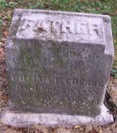 GOERKE, WILLIAM P. - Stark County, Ohio | WILLIAM P. GOERKE - Ohio Gravestone Photos
